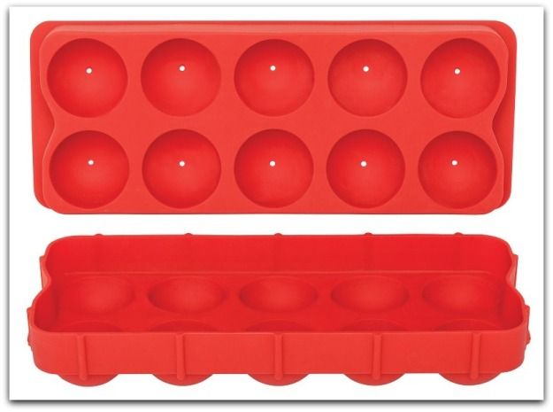 Cannonball Ice Ball Tray