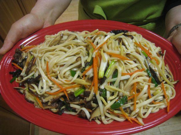 Helen Chen's Easy Stir Fry Noodles