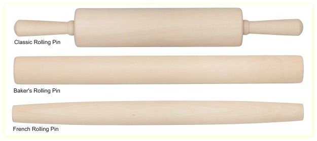 Mrs. Anderson's Baking Rolling Pins from Harold Import Co.